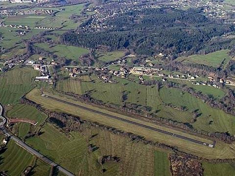 aérodrome de Saint-dié/Remomeix